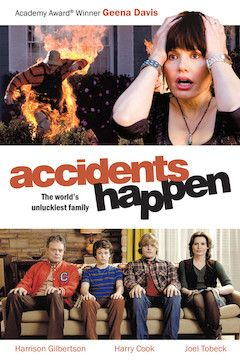 Poster for the movie Accidents Happen