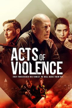 Poster for the movie Acts of Violence