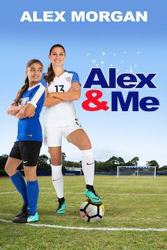 Poster for the movie Alex & Me