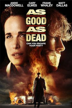 Poster for the movie As Good as Dead