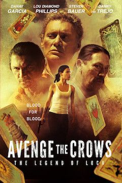 Avenge the Crows movie poster.