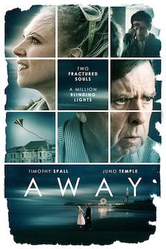 Away movie poster.