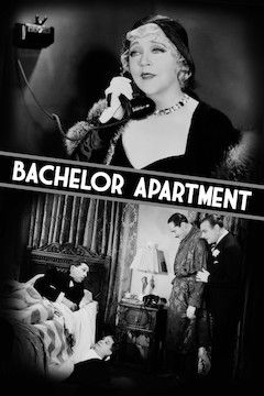 Bachelor Apartment movie poster.