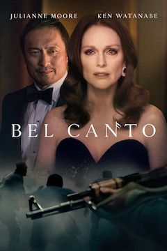 Poster for the movie Bel Canto