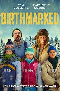 Poster for the movie Birthmarked