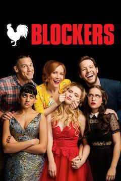 Poster for the movie Blockers