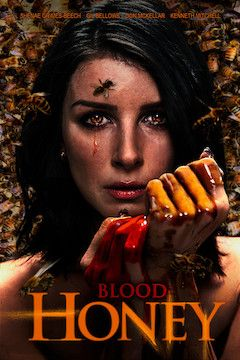 Blood Honey movie poster.