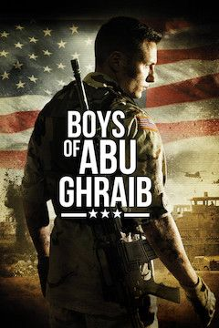 Boys of Abu Ghraib movie poster.