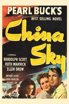China Sky movie poster.