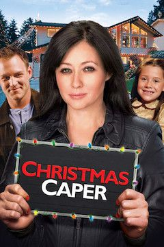 Christmas Caper movie poster.