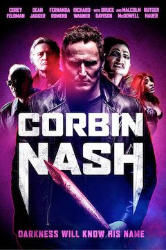 Corbin Nash movie poster.