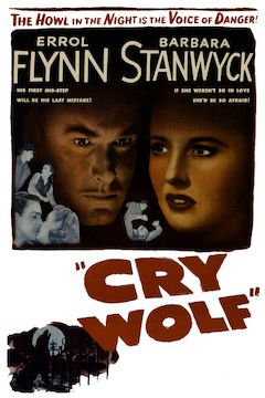 Cry Wolf movie poster.