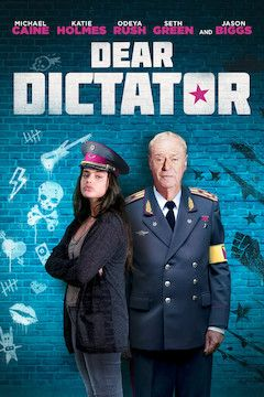 Dear Dictator movie poster.