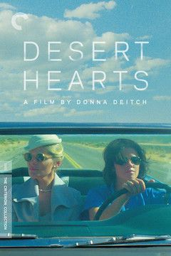 Desert Hearts movie poster.