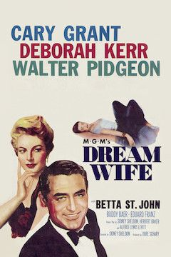 Dream Wife movie poster.