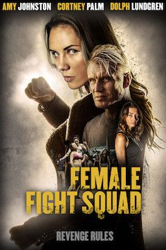 Female Fight Squad movie poster.