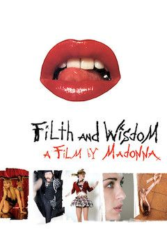 Filth and Wisdom movie poster.