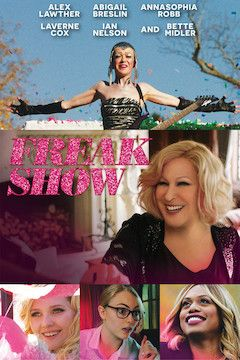 Freak Show movie poster.