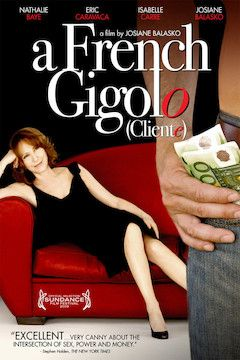French Gigolo movie poster.