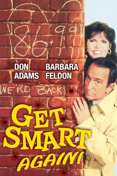 Get Smart, Again! movie poster.