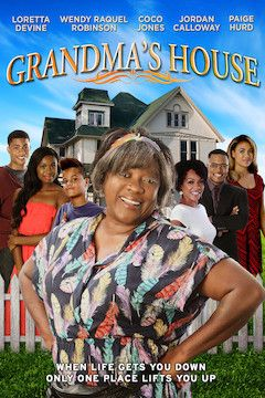 Grandma's House movie poster.