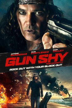 Gun Shy movie poster.