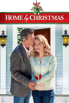 Home by Christmas movie poster.