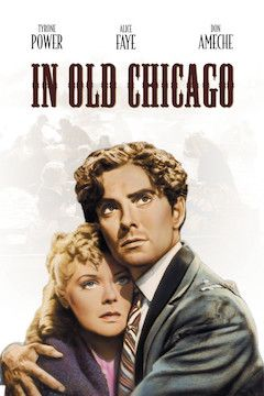 In Old Chicago movie poster.