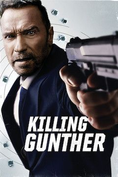 Killing Gunther movie poster.