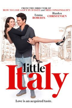 Little Italy movie poster.