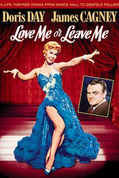 Love Me or Leave Me movie poster.