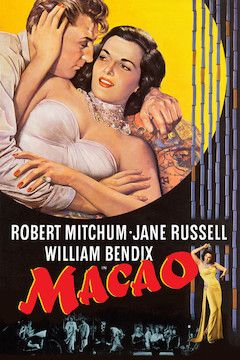 Macao movie poster.