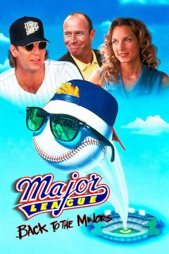 Major League: Back to the Minors movie poster.