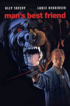 Man's Best Friend movie poster.
