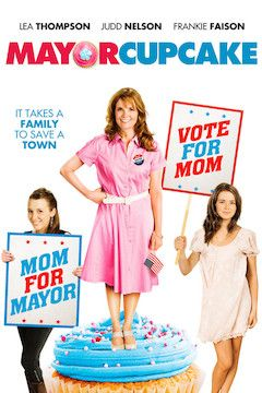 Mayor Cupcake movie poster.