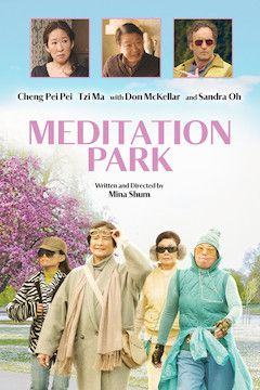 Meditation Park movie poster.