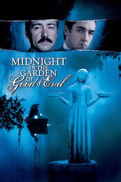 Midnight in the Garden of Good and Evil movie poster.