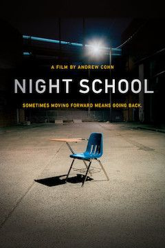 Night School movie poster.