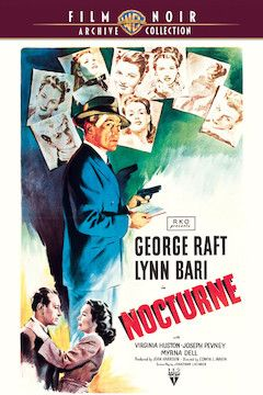 Poster for the movie Nocturne
