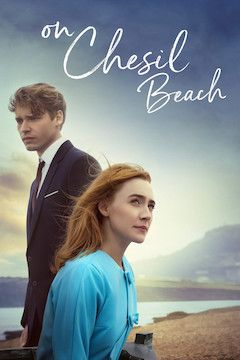 On Chesil Beach movie poster.