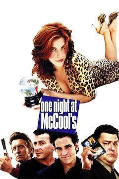 One Night at McCool's movie poster.
