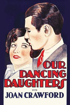 Poster for the movie Our Dancing Daughters