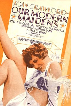 Poster for the movie Our Modern Maidens