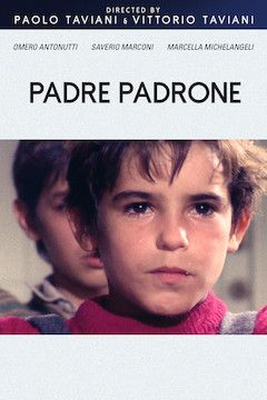Padre movie poster.