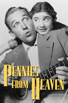 Pennies From Heaven movie poster.