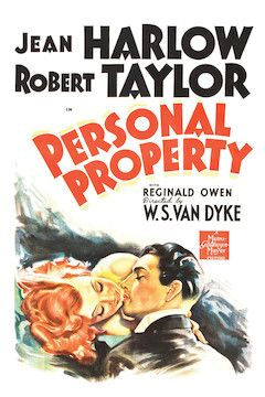 Personal Property movie poster.