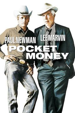Pocket Money movie poster.
