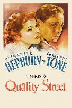 Quality Street movie poster.