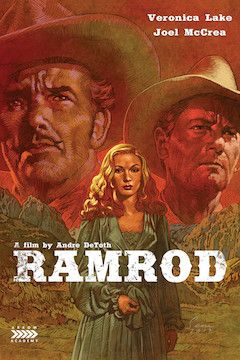 Ramrod movie poster.
