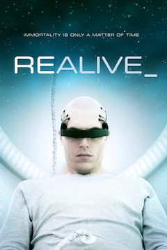 Realive movie poster.